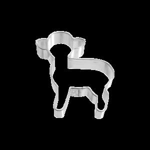 Ausstecher Lamm, Ø = 6,5cm