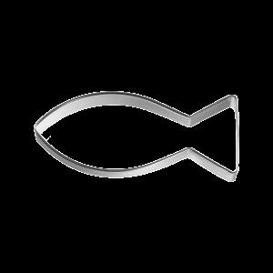 Ausstecher Christenfisch, Ø = 10cm