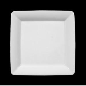 Platte quadratisch, Länge: 16 cm, Buffet Gourmet