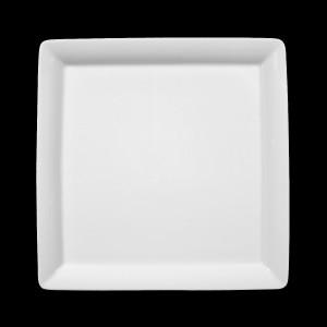 Platte quadratisch, Länge: 25 cm, Buffet Gourmet