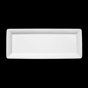 Platte rechteckig, Länge: 35 cm, Buffet Gourmet