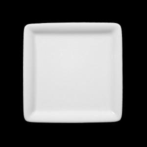 Platte quadratisch, Länge: 10 cm, Buffet Gourmet