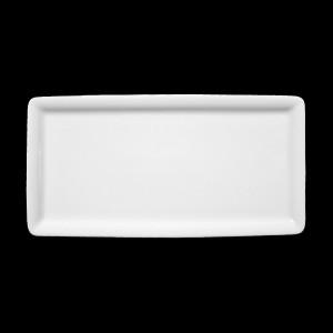 Platte rechteckig, Länge: 10 cm, Buffet Gourmet