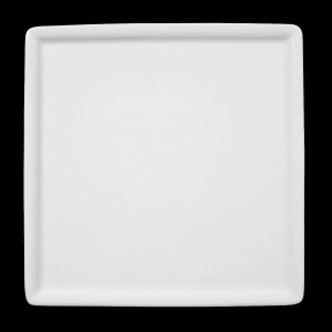 Platte quadratisch, Länge: 20 cm, Buffet Gourmet
