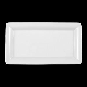 Platte rechteckig, Länge: 25 cm, Buffet Gourmet