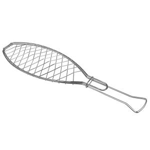 Fischgrillzange XL, Länge: 53 cm, Easy BBQ