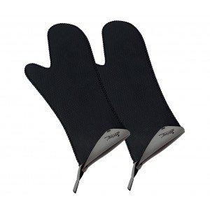 Handschuh lang, Spring Grips, grau