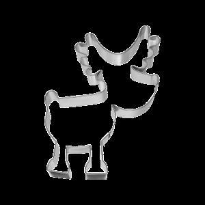 Ausstecher Rudolph, Ø = 13,1cm
