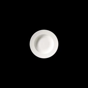Teller tief, Ø = 19 cm, Fine Bone China Classic, weiß