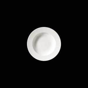 Teller tief, Ø = 23 cm, Fine Bone China Classic, weiß