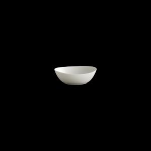 Schale oval, Länge: 14 cm, Fine Bone China Motion, weiß