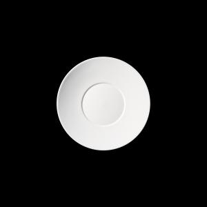 Teller flach, Ø = 32 cm, Fine Bone China Grand Dining, weiß
