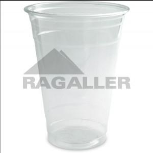 Clear Cup, PET, Inhalt: 0,4 l