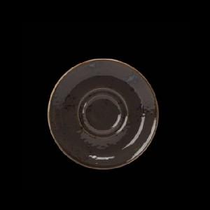 Espresso-Untere, Ø = 11,8 cm, Craft, grau
