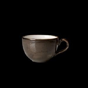 Kaffee-Obere, Inhalt: 0,22 l, Craft, grau