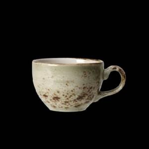 Milchkaffee-Obere, Inhalt: 0,45 l, Craft, grün