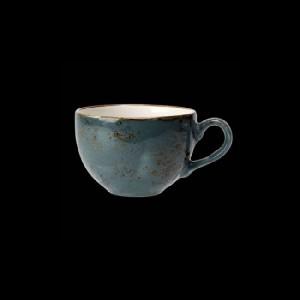 Kaffee-Obere, Inhalt: 0,22 l, Craft, blau