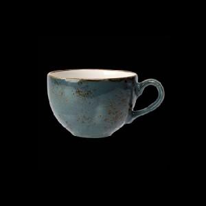 Cappuccino-Obere, Inhalt: 0,34 l, Craft, blau