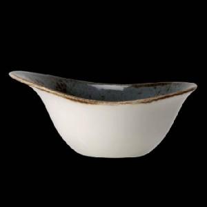 Schüssel, Ø = 18 cm, Craft, blau