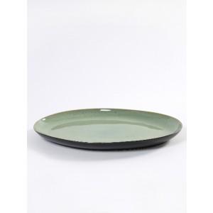 Platte oval, Länge: 40 cm, Pure