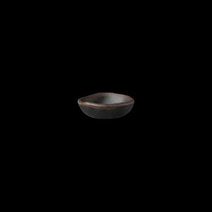 Schale, Ø = 8,5 cm, Marone