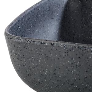 Schale rechteckig, Länge: 16,5 cm, Frida Stone, Betonoptik