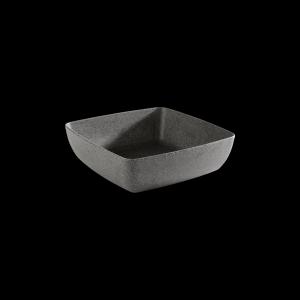 Schale rechteckig, Frida Stone, Inhalt: 2,65 l, Betonoptik
