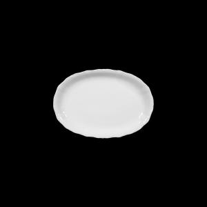 Platte oval, Länge: 35 cm, Marienbad