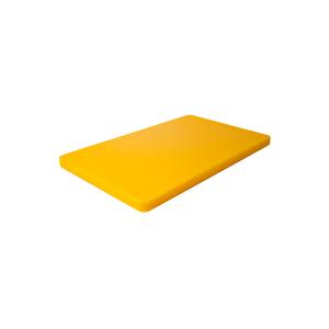 Schneidbrett GN 1/1, HACCP, gelb