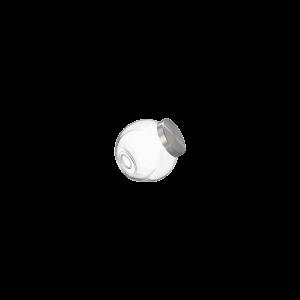 Bonbonniere mit mattiertem Edelstahldeckel, Inhalt: 2,2 l, Giara