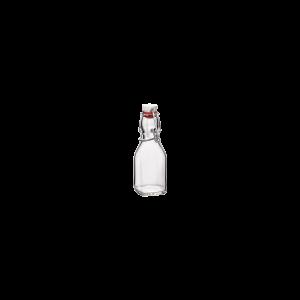 Flasche mit Bügelverschluss, Inhalt: 125 ml, Swing