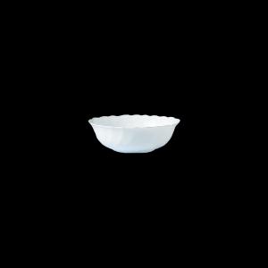 Multischale, Ø = 16 cm, Trianon Uni weiß