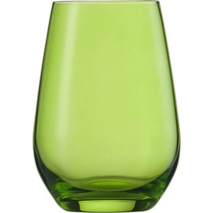 Wasserglas, Vina Spots, Inhalt: 397 ml, grün