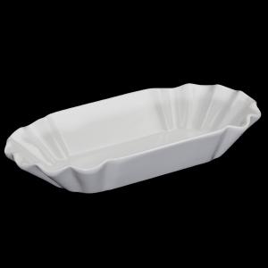 """Pommesschale Porzellan """"Snack Line"""", Länge: 20 cm"""