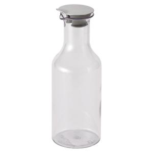 Kunststoffkaraffe, Spare, Inhalt: 1,2 l, mit Edelstahldeckel