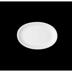Platte oval coup, Länge: 37 cm, Bonn