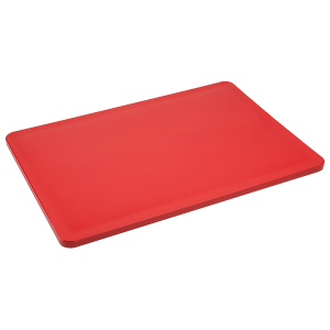 Schneidbrett, Länge 35 cm, rot