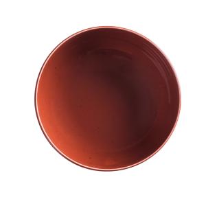 Schüssel rund, Ø = 16 cm, Homestyle, siena red