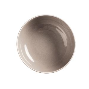 Schüssel rund, Ø = 16 cm, Homestyle, desert sand