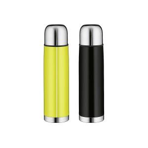 Isolierflasche isoTherm Eco II, Inhalt: 0,75 l, schwarz