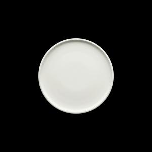 Teller flach coup, Ø = 21 cm, Shiro