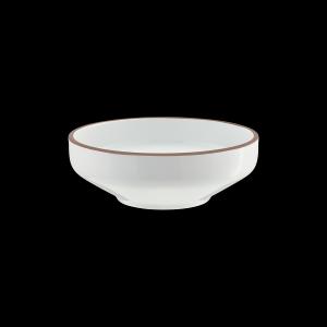 Bowl, Ø = 19 cm, Shiro Rim