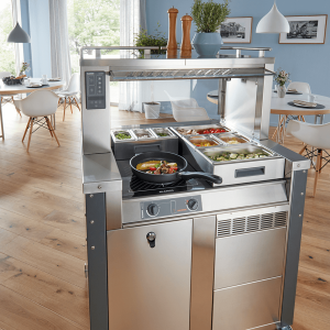 Blanco Cook Froontcooking-Station I-flex 2