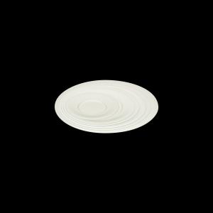 Teller flach mit Fahne, Ø = 21 cm, Delight