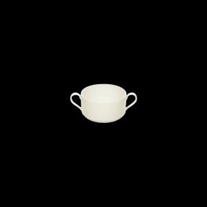 Suppen-Obere 0,35 ltr., stapelstufe, Delight creme