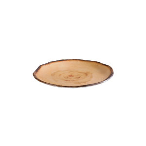 Teller flach, Ø = 27,5 cm, Timber