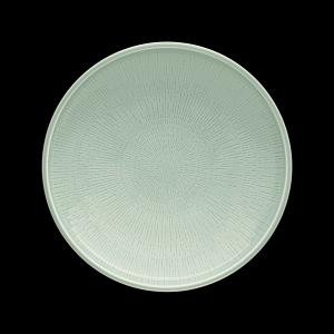 Teller tief, coup, Ø = 26 cm, Shiro Glaze FROST