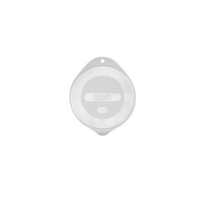 Spritzschutzdeckel Margrethe, Ø = 17,5 cm, transparent