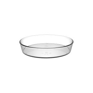 Food To Go-Schale groß, Ø = 20 cm, transparent