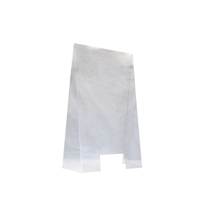Hygiene-/ Spuckschutz, Maße: 60 x 28 x 99 cm